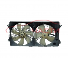 Перка охлаждане воден радиатор Toyota MR2 1.8 16V 140 конски сили