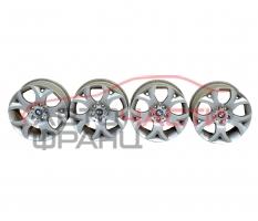 Алуминиеви джанти 18 цола спорт пакет BMW X3 E83 3.0 D 204 конски сили