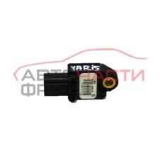 AIRBAG Crash сензор Toyota Yaris 1.4 D-4D 90 конски сили 89831-0D010