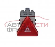 Бутон аварийни светлини VW Golf 5 1.6 FSI 115 конски сили 1K0953509A