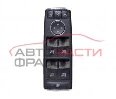 Панел бутони стъкло Mercedes E class W212 2.2 CDI 170 конски сили A2128208310