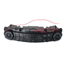 Панел управление климатик Mercedes E-Class W211 2.2 CDI 150 конски сили 2118300490