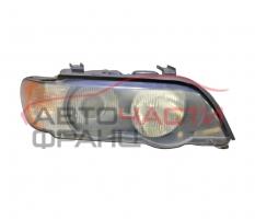 Десен фар ксенон BMW X5 E53 3.0 D 184 конски сили