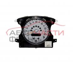 Километражно табло Mini Cooper R50 1.6 16V 116 конски сили 6211-6918353