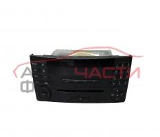 Радио CD Mercedes E-Class W211 3.2 CDI 204 конски сили A2118209789