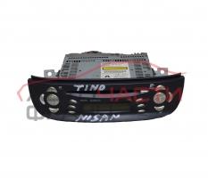 Радио CD Nissan Almera Tino 1.8 бензин 114 конски сили 28185-BU005