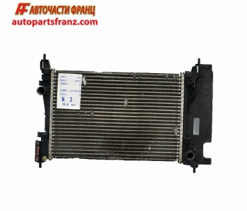 воден радиатор Fiat Grande Punto 1.2 бензин 65 конски сили