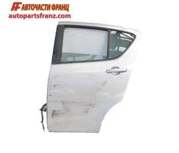 задна лява врата Opel Agila B 1.2 i 86 конски сили
