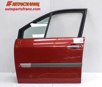 предна лява врата Renault Scenic II 1.9 DCI 120 конски сили