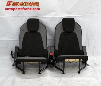 Трети ред седалки Citroen C4 Grand Picasso 1.6 HDI 115 конски сили