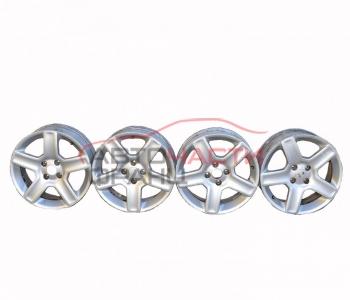 Алуминиеви джанти 17 цола Peugeot 307, 1.6 16V 109 конски сили