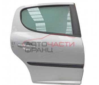 Задна дясна врата Peugeot 207 1.6 HDI 109 конски сили