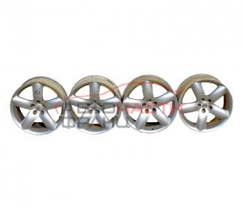 Алуминиеви джанти 18 цола Peugeot 407 купе 2.7 HDI 204 конски сили