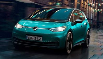 Volkswagen представи сериен електрокар със запас от ход 550 км