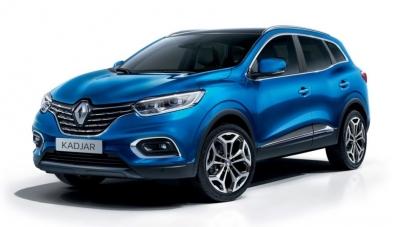 Renault показа обновения Kadjar 2019 г.