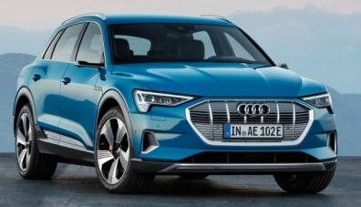 Електрическият кросоувър Audi E-Tron стана сериен модел
