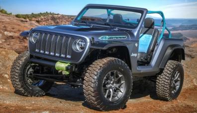 Jeep и Mopar създадоха седем концепта за поредното великденско сафари