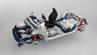 Toyota създаде платформа за малки модели