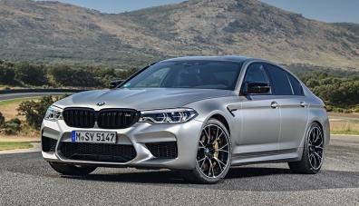 Новият BMW M5 ще бъде 1000-силен електрокар