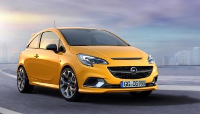 """Opel възражда спортна """"Корса"""""""