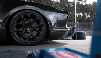 "Bugatti Chiron Super Sport 300+ получи ""карбонови"" гуми"