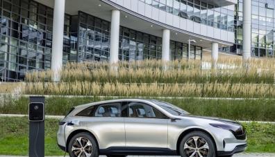 Mercedes готви за премиера съвършено нов кросоувър
