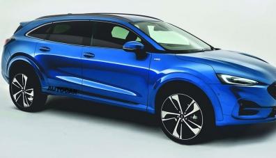 Ford ще замени Mondeo, S-Max и Galaxy с един кросоувър