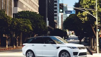 Range Rover Sport се сдоби с нови системи за сигурност