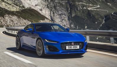 Jaguar разсекрети обновения F-Type