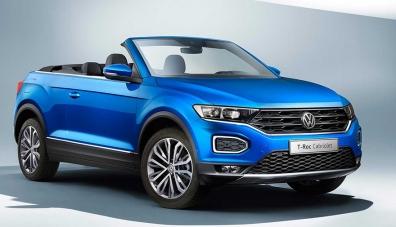 Volkswagen създаде кабриолет на базата на T-Roc
