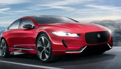 Jaguar потвърди пуска на електрическата версия на новия XJ