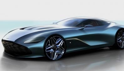 За 100-годишнината си ателие Zagato Aston Martin подготвя комплект изключителни купета