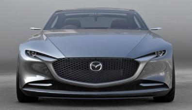 Новият роторен двигател на Mazda: по-висока скорост и повече възможности
