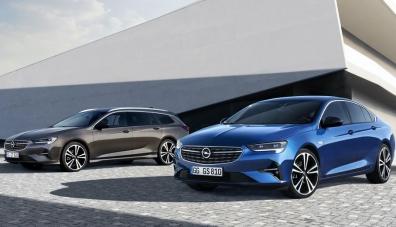 Opel Insignia получи усъвършенствана оптика