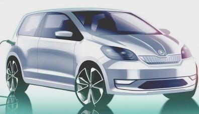 Skoda обяви премиерата на първия сериен електрокар