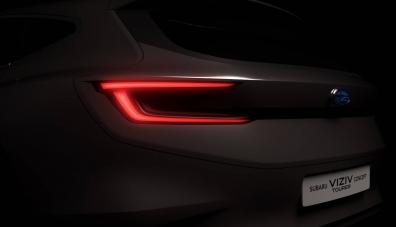 Subaru анонсира премиерата на новото си комби
