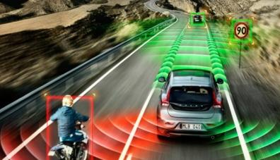 След три години в Европа ще забранят колите без електронни системи за сигурност