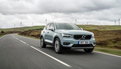 Volvo обнови кросоувъра си XC40