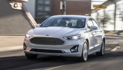 Ford за пореден път актуализира Fusion
