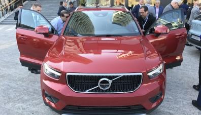 Кросоувърът Volvo XC40 се оказа новият бестселър на марката