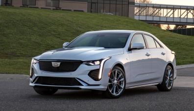 Най-малкият седан на Cadillac се сдоби с автопилот