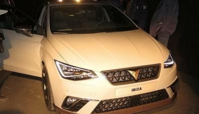 SEAT показа първите снимки на новия хечбек Ibiza Cupra