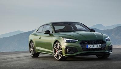 Audi актуализира A5, S5 стана дизелов, а A7 Sportback – хибрид