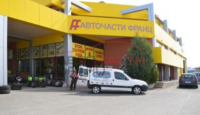 Разнос на авточасти за сервизи в град Бургас