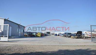 Площадка за разкомплектоване на авомобили в град Бургас